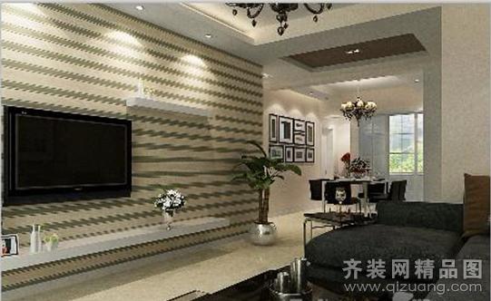 扬州春江花园140平米普通户型现代简约家装装修图片