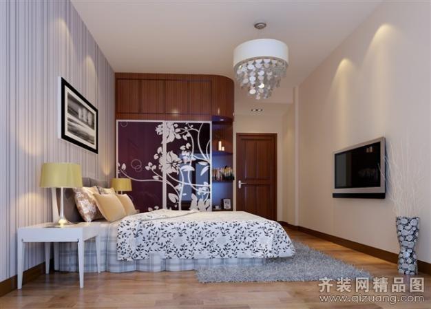 130平米普通户型现代简约家装装修图片设计-张家港齐
