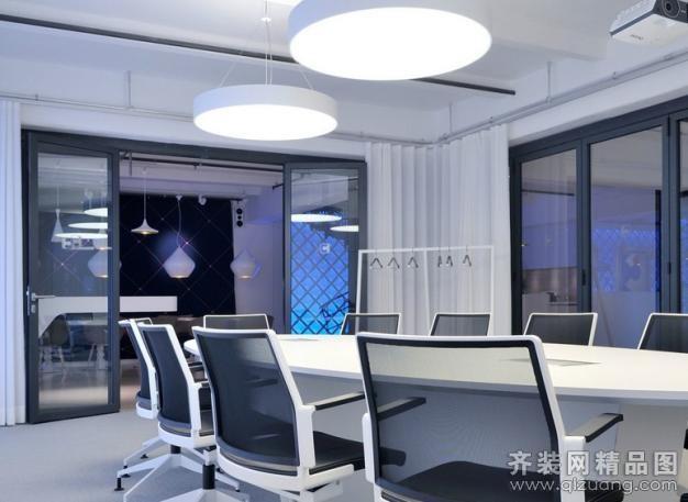850平米普通户型现代简约家装装修图片设计-南京齐装