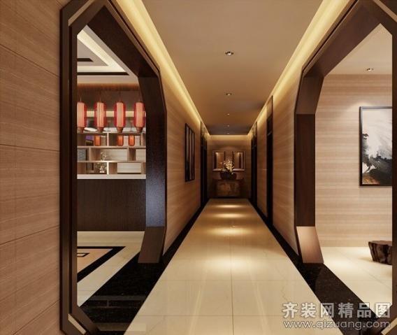 常熟酒店现代简约装修效果图实景图