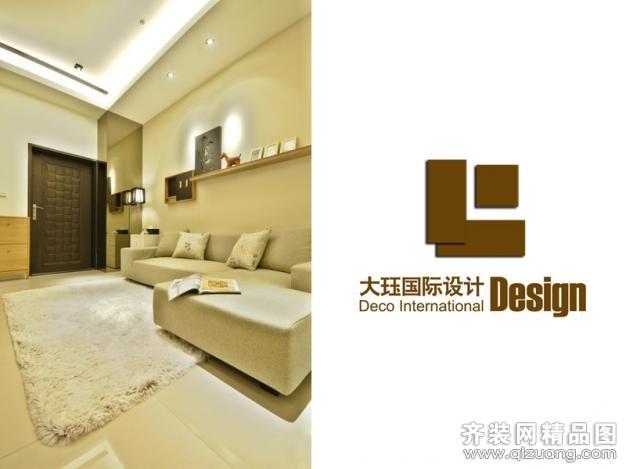小户型复式公寓现代简约装修效果图实景图图片