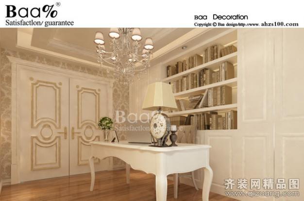 165平米普通户型欧式风格家装装修图片设计-合肥齐装
