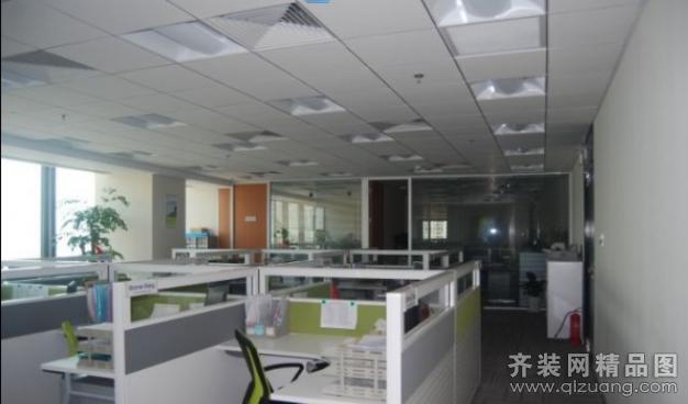 市南区乔达物流办公室现代简约装修效果图实景图
