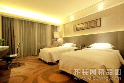 富驿时尚酒店现代简约装修效果图实景图