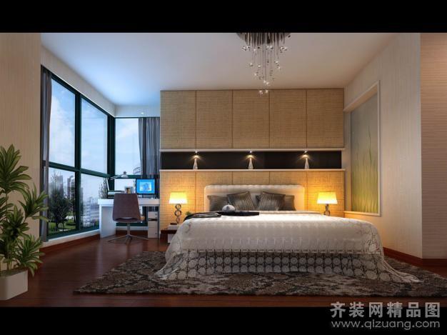 320平米躍層戶型歐式風格家裝裝修圖片設計-杭州齊裝
