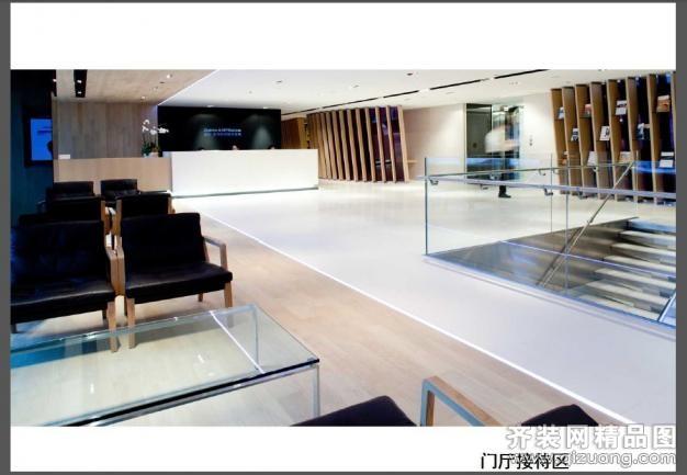 吴江厂区办公楼装修现代简约装修效果图实景图