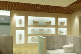 城阳韩国亿纳斯展厅