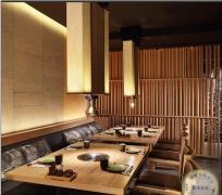【松本日本料理餐厅】设计