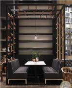 咖啡厅现代前卫效果图