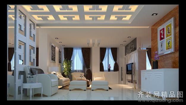 通州龙宫酒店客厅