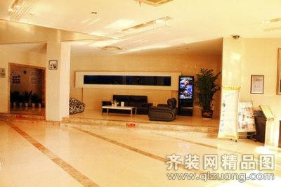 凯悦宾馆现代简约装修效果图实景图