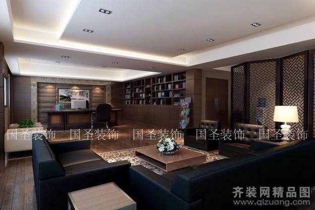 浙江欧耀机械办公楼设计