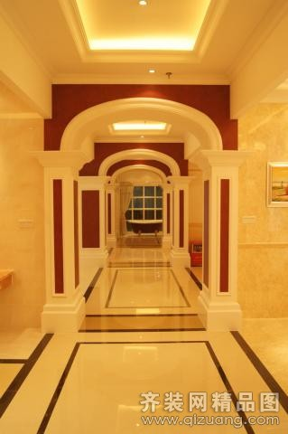 嘉俊皇宫2000平米普通户型欧式风格家装装修图片设计
