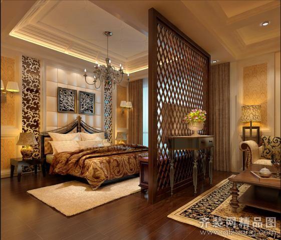 480平米别墅欧式风格家装装修图片设计-珠海齐装网
