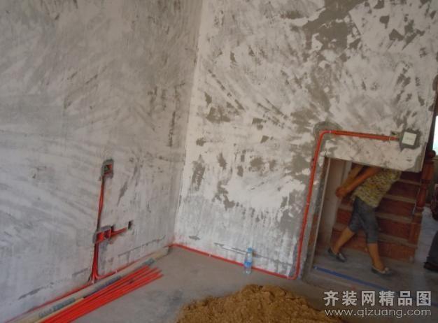 淞泽家园三区36幢401室田园风格装修效果图实景图