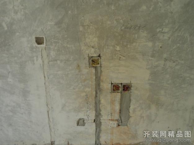 康佳花园67-408室现代简约装修效果图实景图
