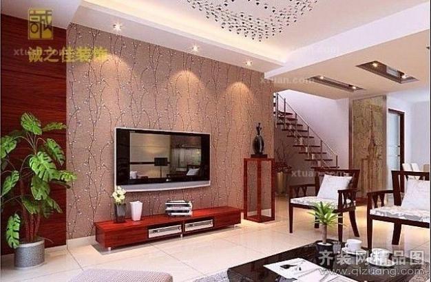 135平米复式户型欧式风格家装装修图片设计-厦门齐装