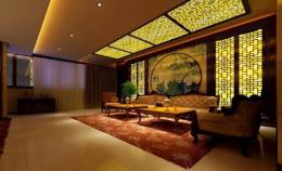 酒店高档餐厅设计酒店宾馆0室0厅0卫