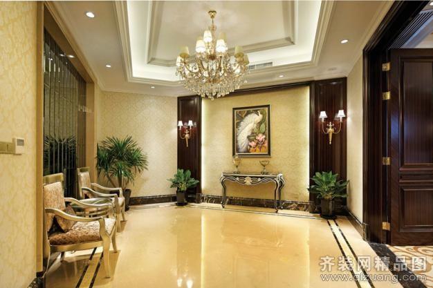 售楼部设计欧式风格装修效果图实景图