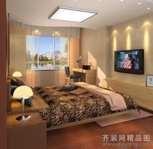140平米跃层户型现代简约家装装修图片设计