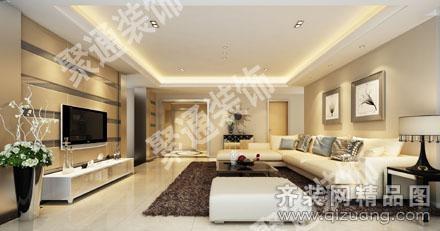 300平米别墅欧式风格家装装修图片设计-天台齐装网