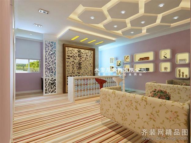 210平米普通户型欧式风格家装装修图片设计-扬州齐装