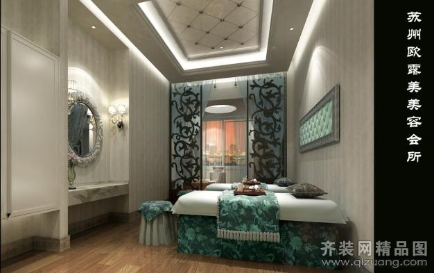 280平米普通户型欧式风格家装装修图片设计-吴江齐装