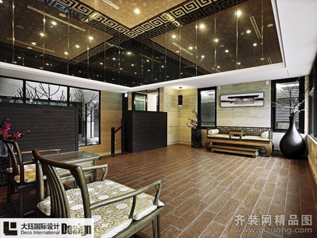 中式风豪宅