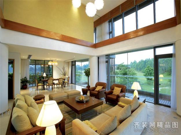 长青湖-后现代风格