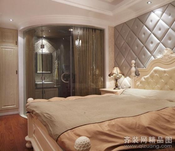 220平米别墅欧式风格家装装修图片设计-马鞍山齐装网