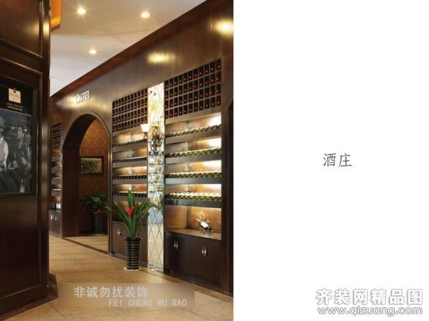 1500平米普通户型欧式风格家装装修图片设计-建德齐