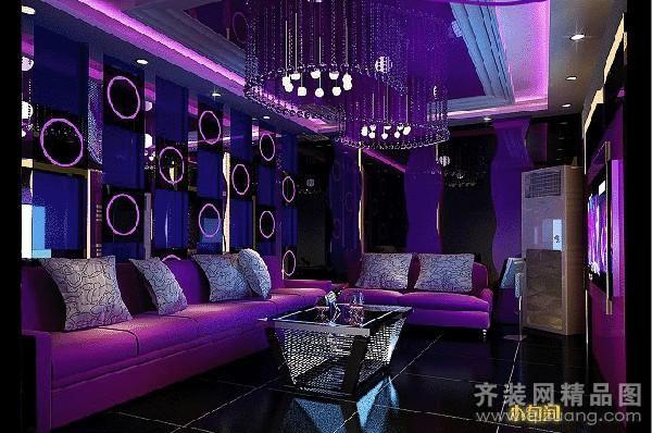 2000平米普通户型欧式风格家装装修图片设计-芜湖齐