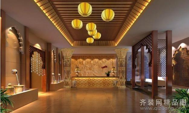 640平米其它中式風格家裝裝修圖片設計-寧波齊裝網