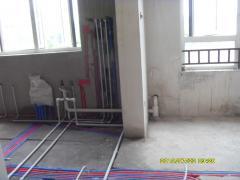 中南世纪城施工现场水电