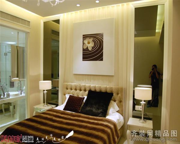 【美的家装饰】现代混搭(白色调)现代简约装修效果图实景图