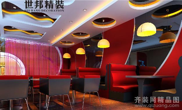 95平米普通户型中式风格家装装修图片设计-杭州齐装