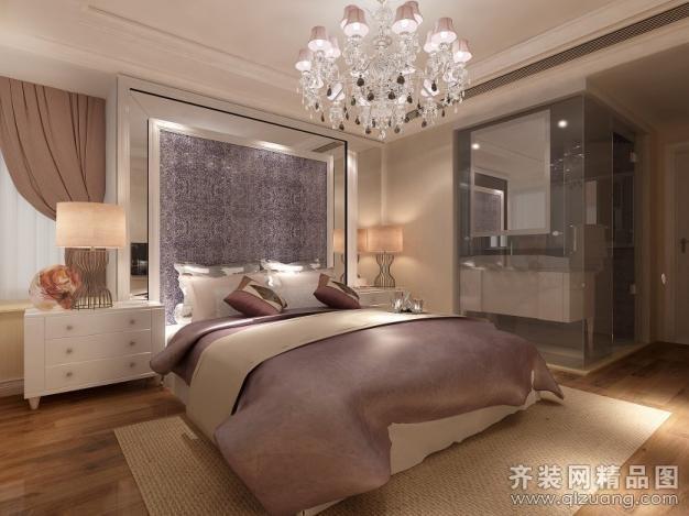 112平米普通户型欧式风格家装装修图片设计-珠海齐装