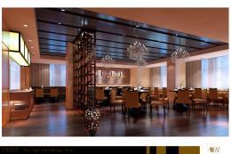 西安中晶酒店装修效果图