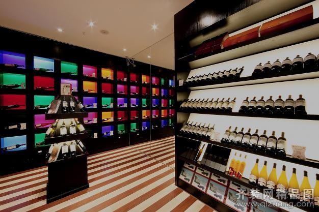 酒庄一室一厅一卫装修案例效果图 200平米设计
