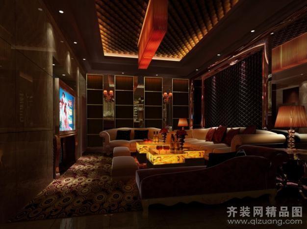 3000平米普通户型欧式风格家装装修图片设计-吴江齐