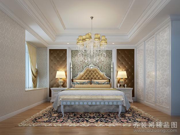140平米普通户型欧式风格家装装修图片设计-吴江齐装
