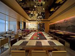 现代时尚餐厅