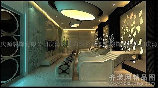 300平米普通户型欧式风格家装装修图片设计-温州齐装图片