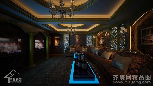 2500平米其它欧式风格家装装修图片设计-福州齐装网