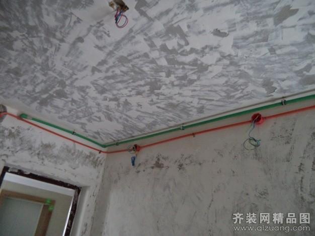 紫金国际-徐小姐现代简约装修效果图实景图