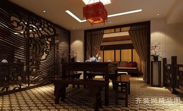 2800平米普通户型现代简约家装装修图片设计-从化齐装