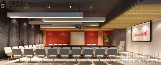 外贸公司-会议室
