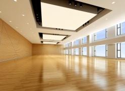 舞蹈训练馆
