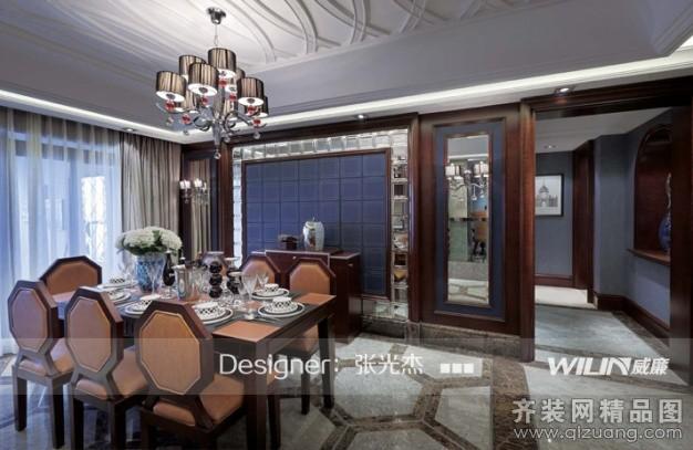 70平米普通户型欧式风格家装装修图片设计-青岛齐装