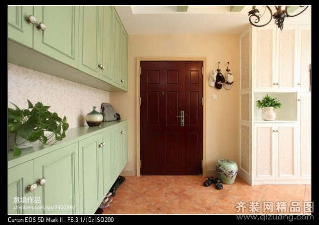 110平米普通户型其他家装装修图片设计-无锡齐装网